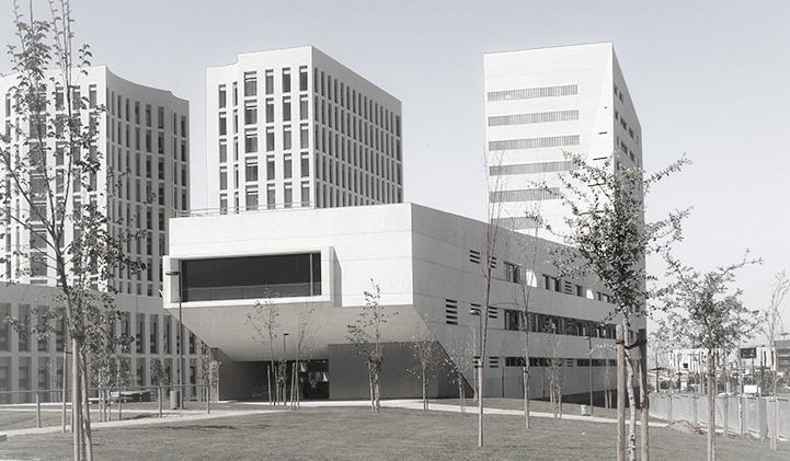 Facultad de Ciencias de la Salud (Granada)