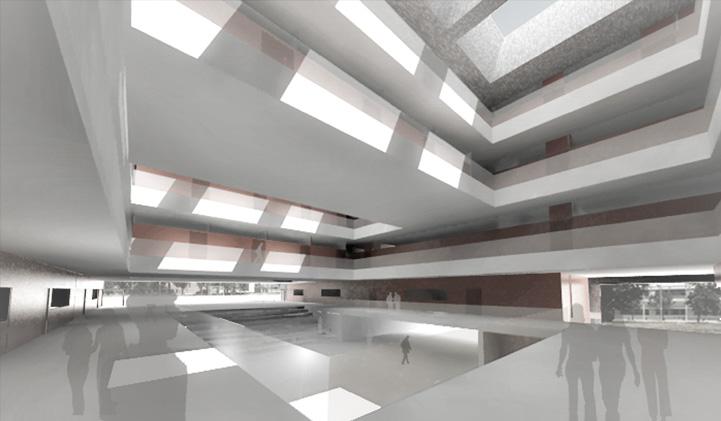 CONCURSO – Nuevo Aulario en el Campus Rabanales de Cordoba