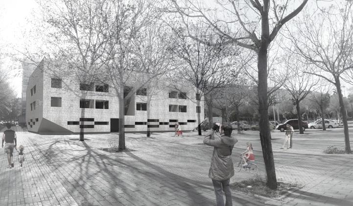 CONCURSO – Alojamientos Protegidos Y Servicios Sociales, Sevilla