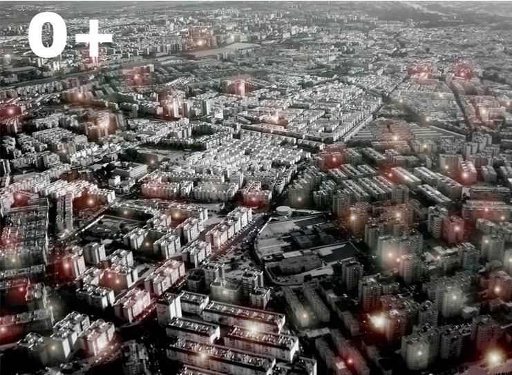 """""""0+ vacío positivo"""" el vacío como escenario de regeneración urbana"""""""