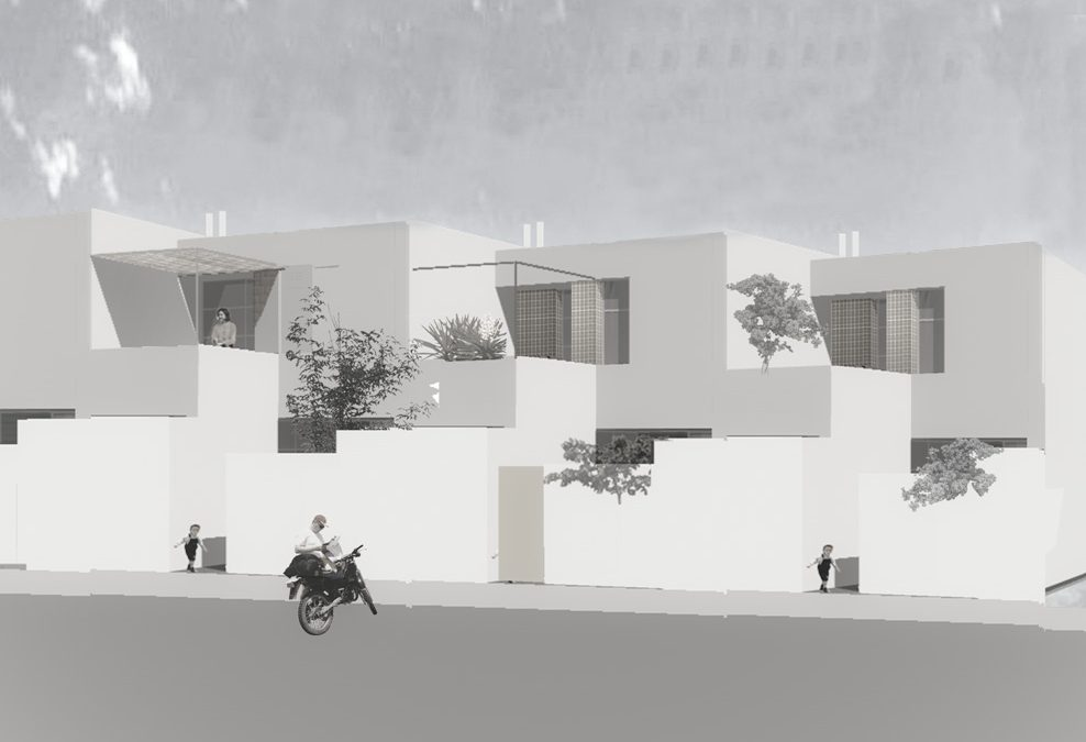 COMPETITION – 8 Council houses in El Rubio (Sevilla)