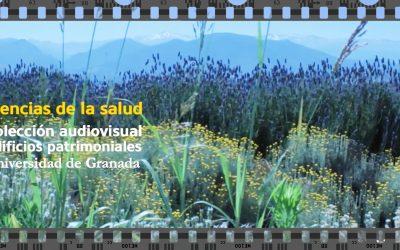 Vídeo de la FACULTAD DE CIENCIAS DE LA SALUD en la  COLECCIÓN AUDIOVISUAL DE EDIFICIOS PATRIMONIALES de la Universidad de Granada