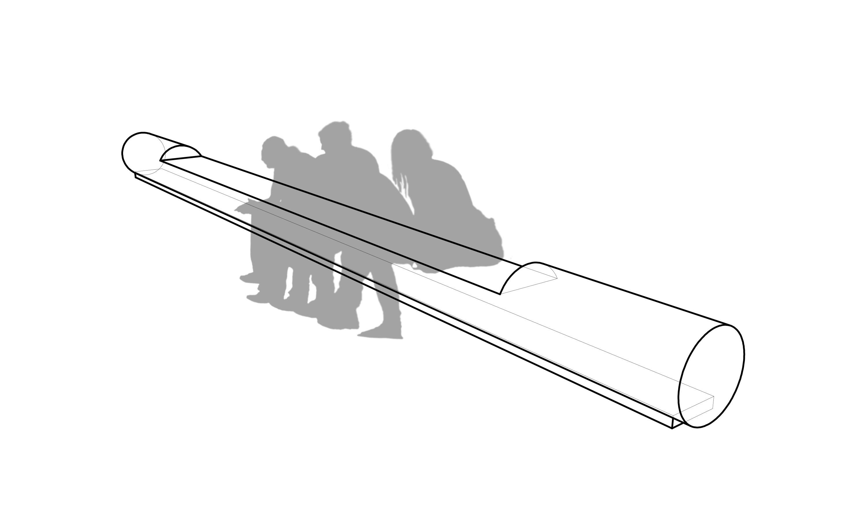 BANCO TUBE 3D.3dm