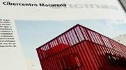 CYBERCENTRE MACARENATRES HUERTAS_ OFICINAS MAGAZINE