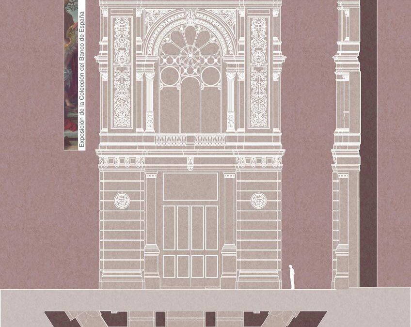 """""""Sala Cibeles"""" Banco de España"""